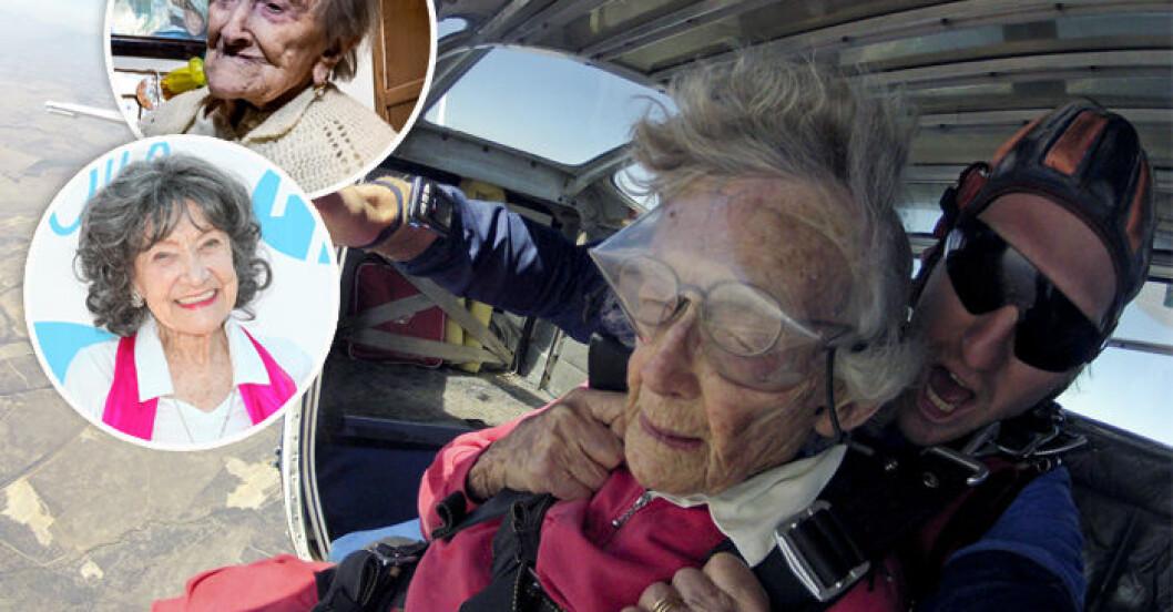 100-åringarnas bästa leva länge-tips