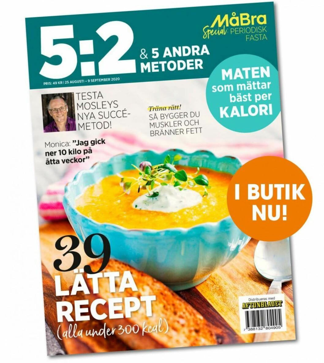 5:2-specialtidning från MåBra