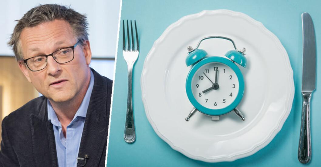 Michael Mosley försvarar 5:2-dieten efter ny studie.