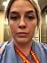 Specialistsjuksköterskan Matilda Nygren vårdar covid-19-patienter på intensiven