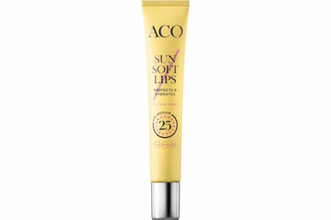 En bild på produkten ACO – Sun Soft Lips.