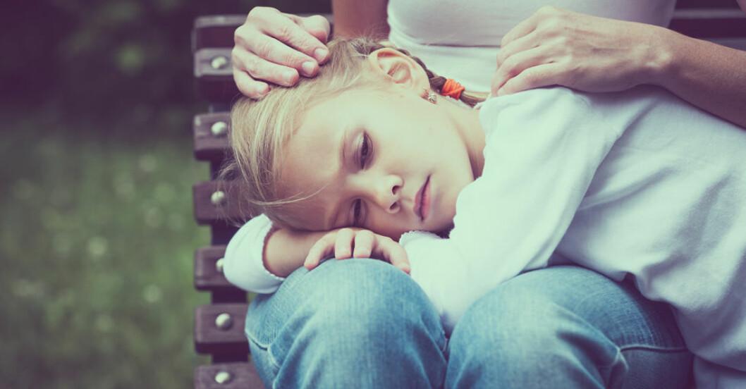 Barn växer ofta ifrån problemen de haft med ADHD.
