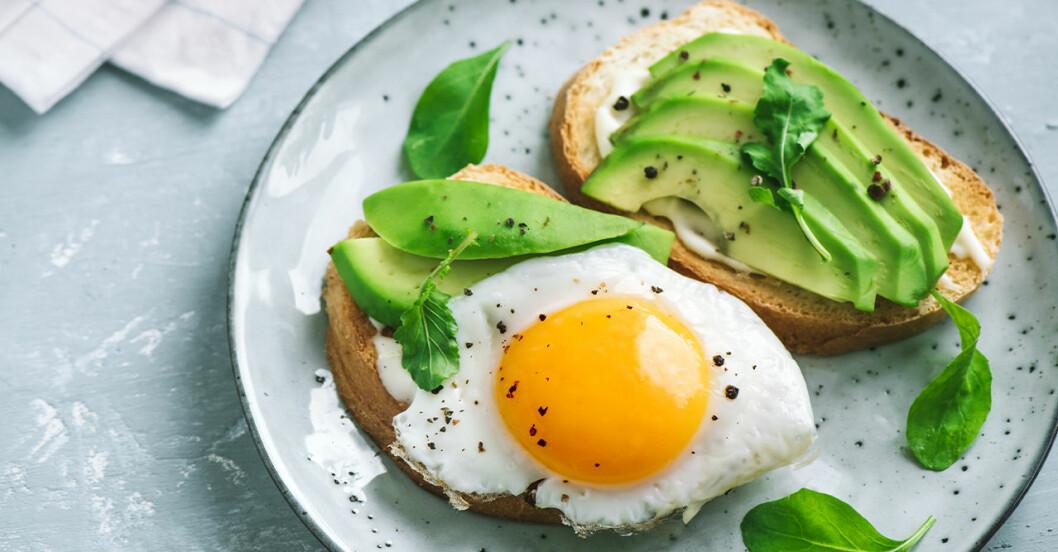 Hälsofördelar med ägg