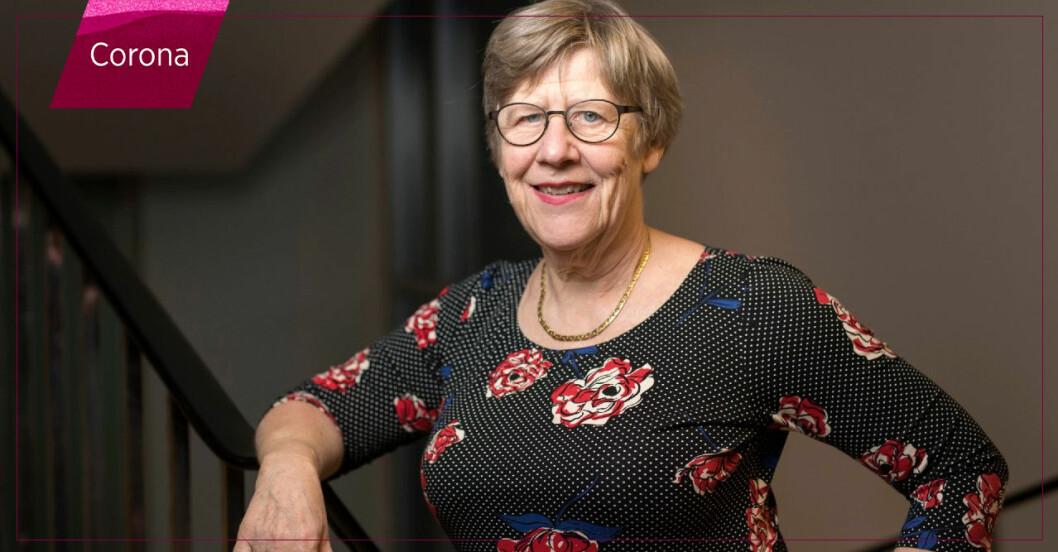Agnes Wold om myterna vi behöver krossa kring corona