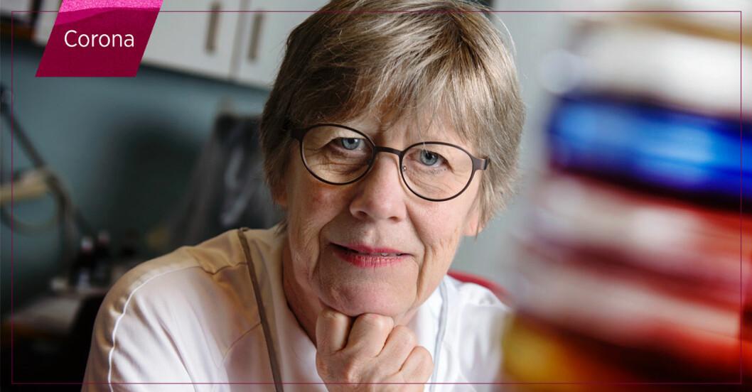 Coronavirus - Agnes Wold förklarar hur immunförsvaret fungerar