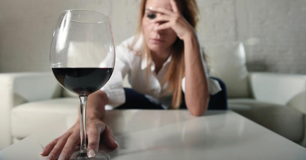 Har du problem med alkohol?