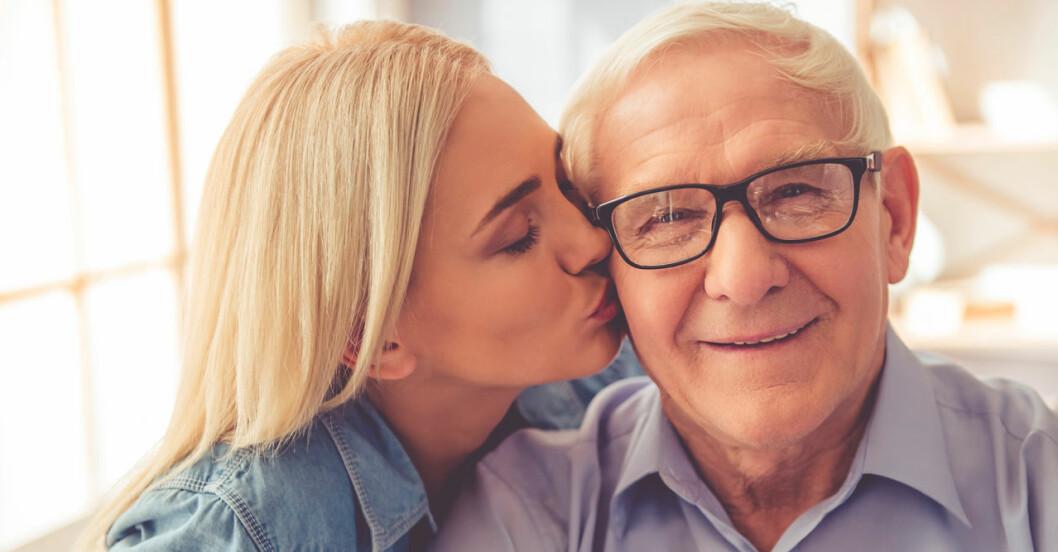 Hur pratar man med någon som har alzheimer?