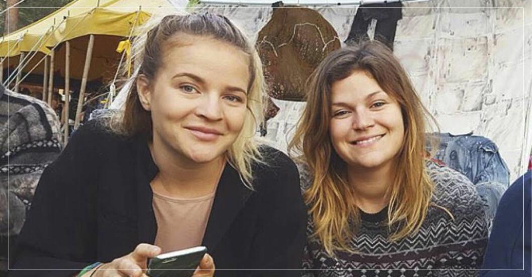Amalia och Cara
