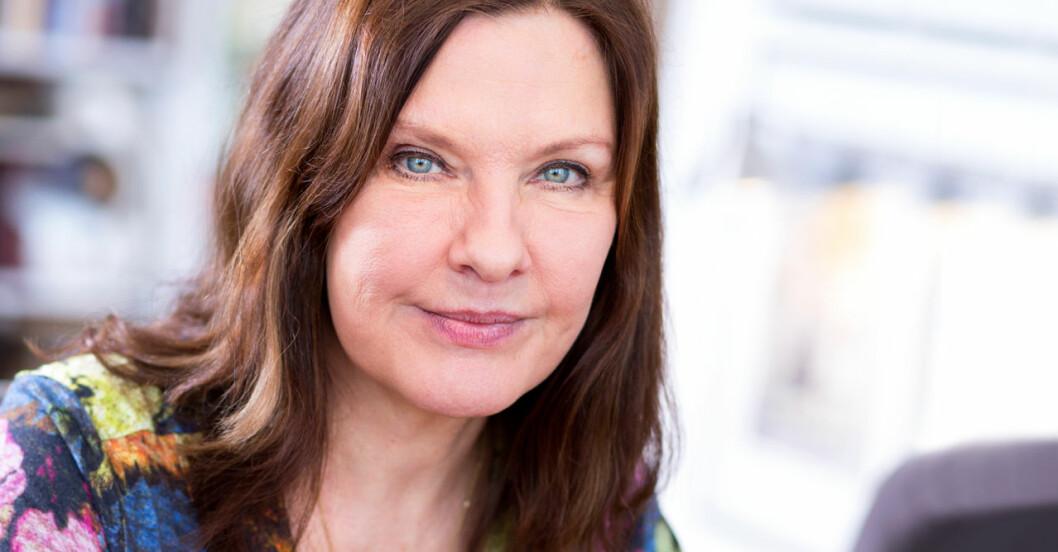Anna-Lena Brundin om hjärtsjukdomen.