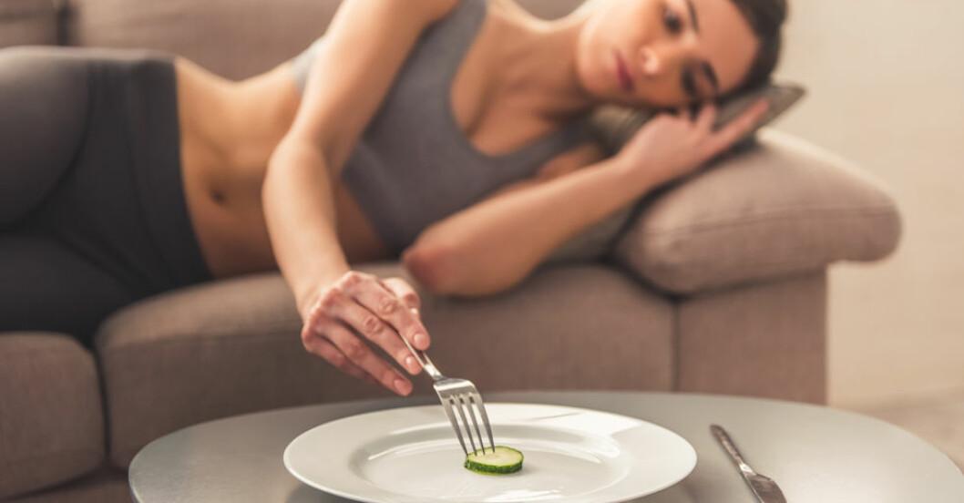 Fler söker vård för ätstörningar idag jämfört med för tio år sedan.