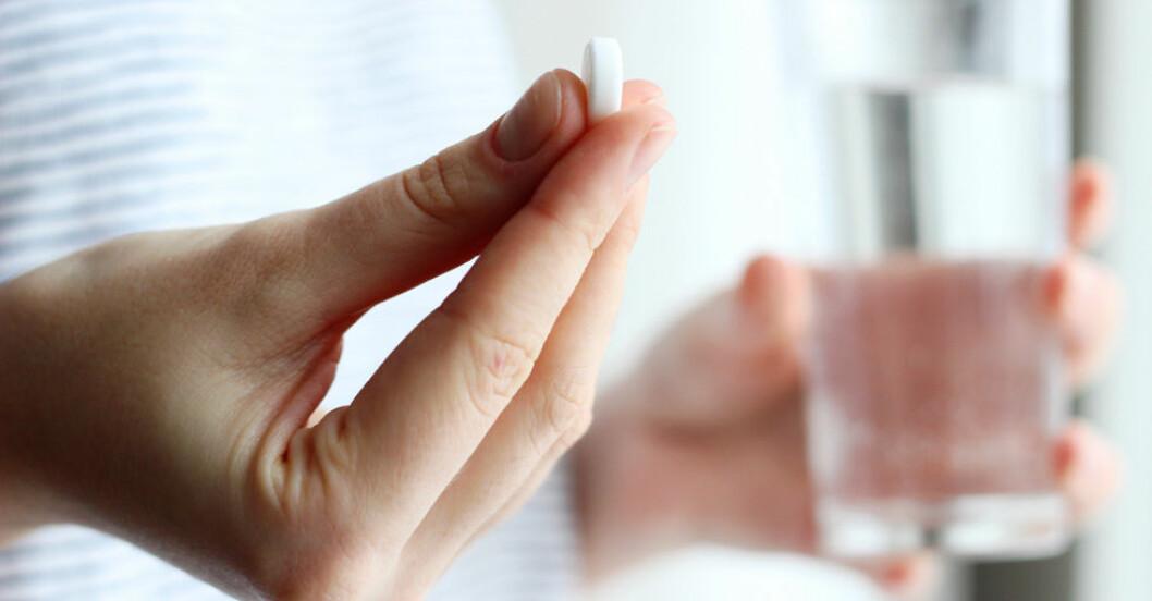 Aspirin kan öka risken för hudcancer hos män