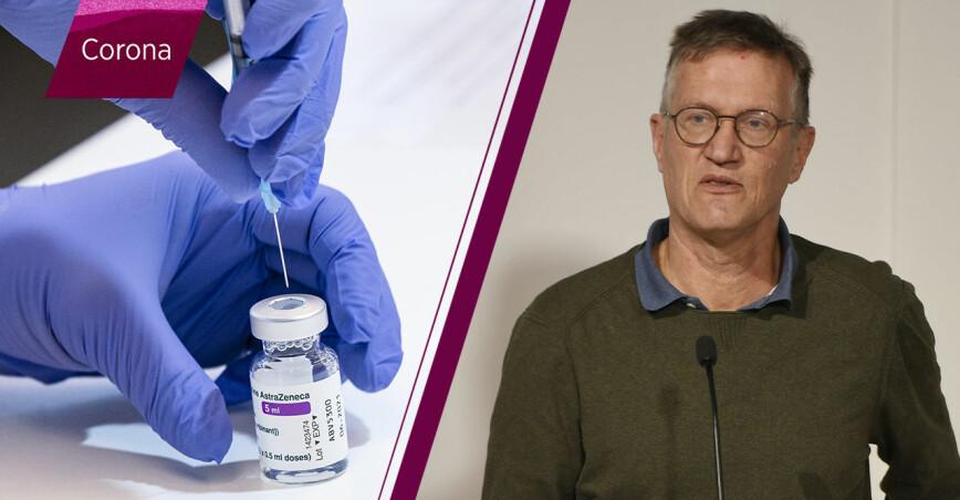 Astra Zenecas vaccin stoppas i sverige