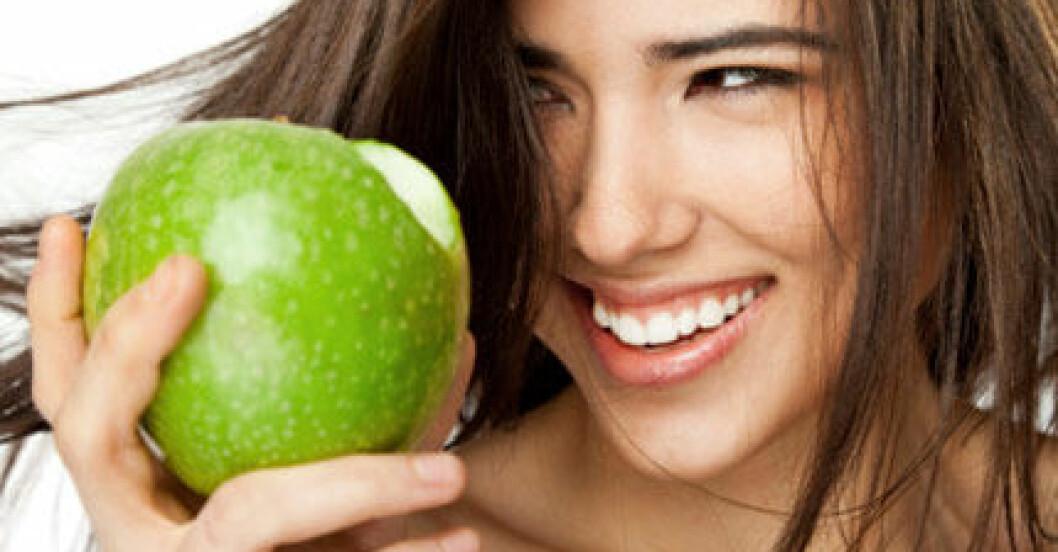 Plocka fram frukt och grönt - och göm undan sötsaker.