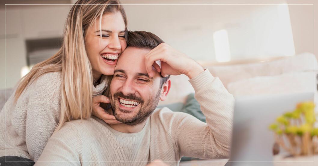 par i lycklig relation