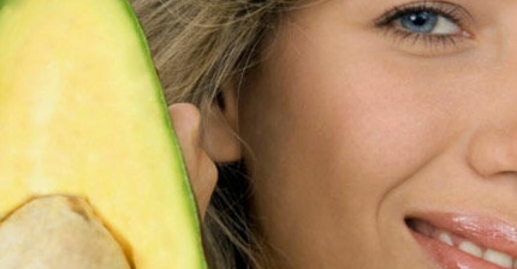 Avokado är toppen för kroppen, oavsett om du äter den eller smörjer in dig med den!