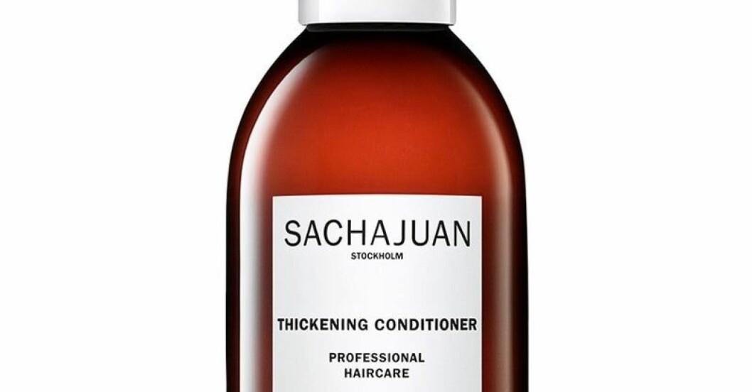 Balsam från Sachajuan.