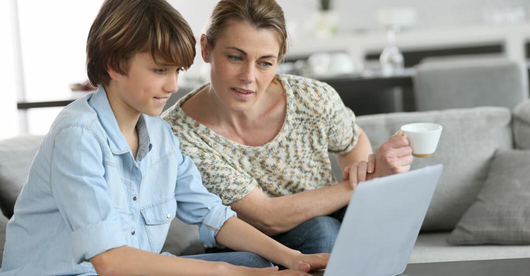 Så sätter du dig i i ditt barns värld på nätet!