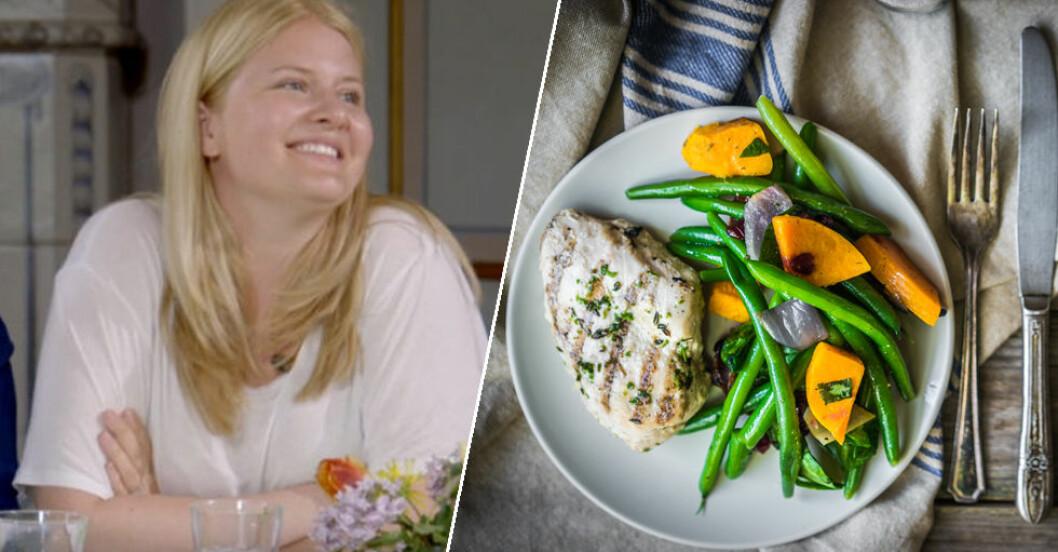 """I SVT:s miniserie """"Bästa dieten"""" testar paren olika dieter."""