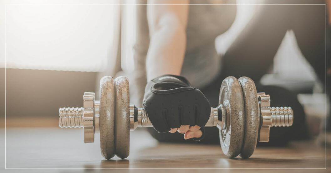 mest effektiva styrketräningsövningarna