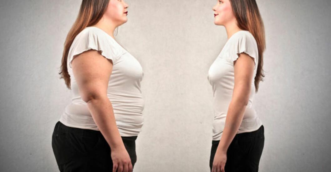 Varför får deltagarna i Biggest loser tillbaka sin övervikt?