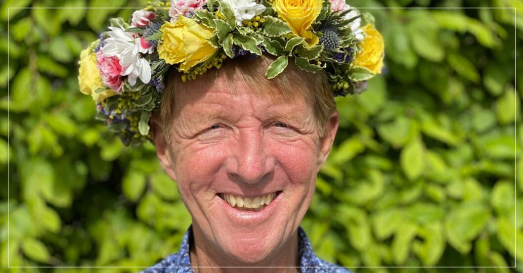 Björn Natthiko LIndeblad sommarpratar i P1