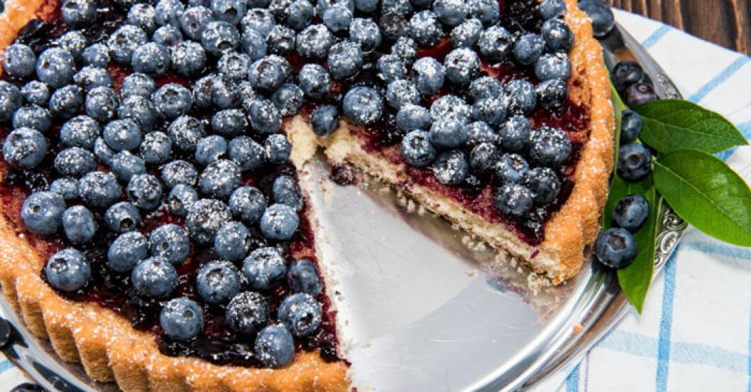 Har du massa blåbär över? Gör en blåbärspaj! Vi har samlat våra bästa recept.