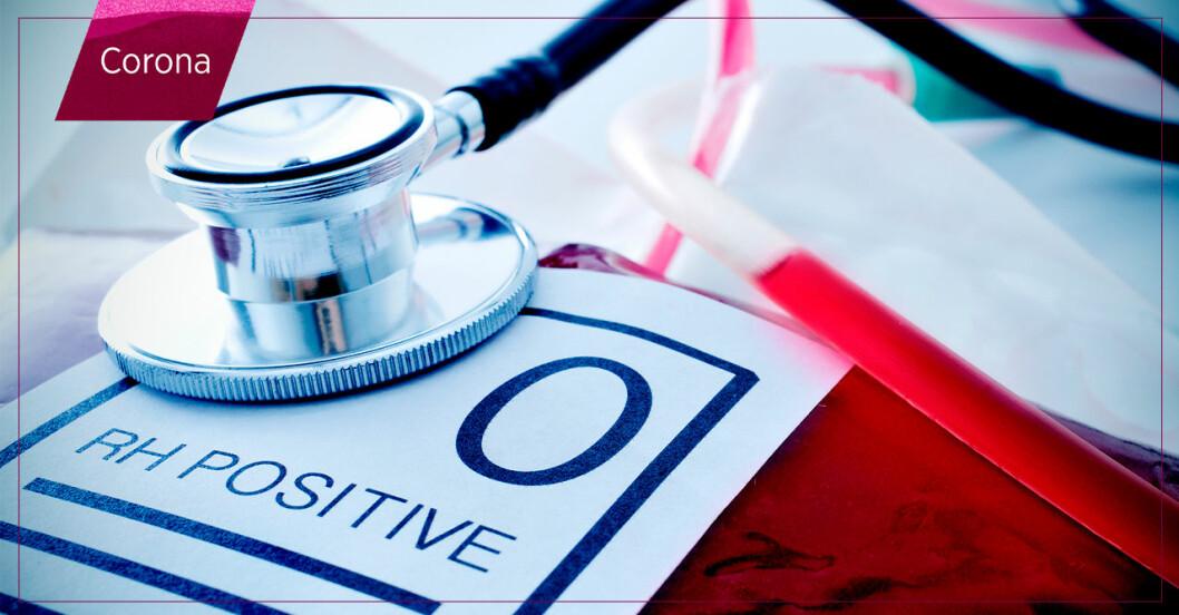 Din blodgrupp påverkar risken att smittas av corona
