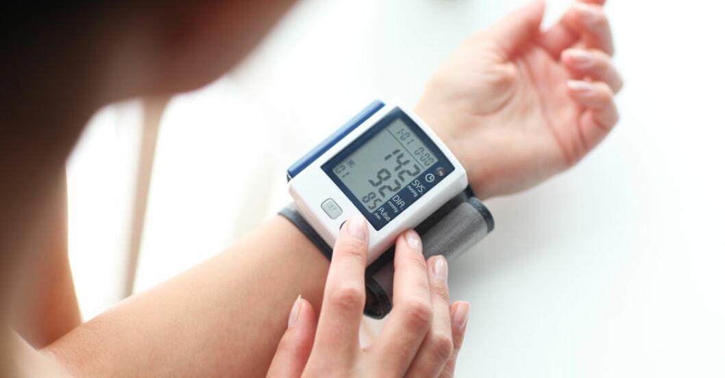 Det kan gå att sänka ett högt blodtryck – utan mediciner.