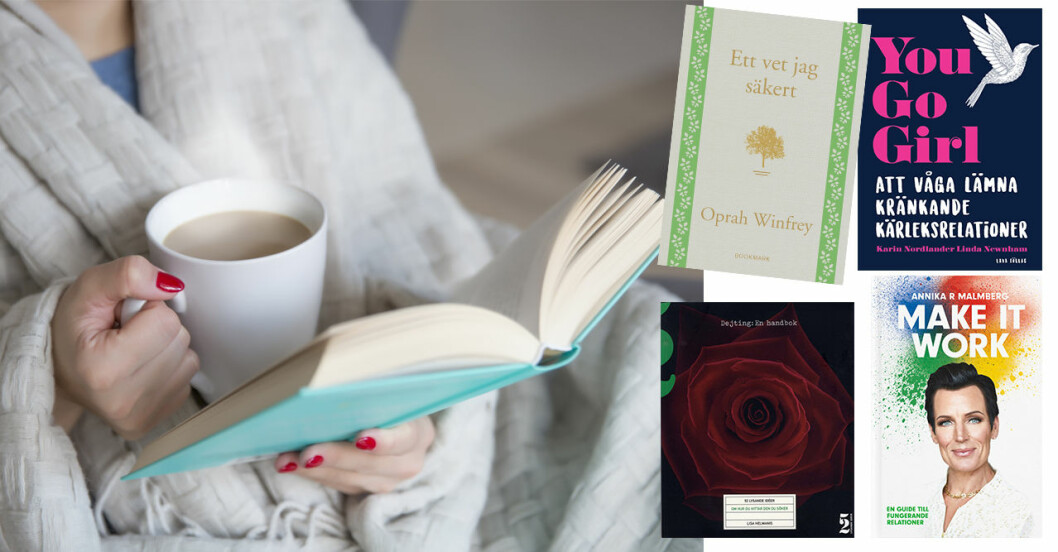 Relationsböcker att fynda på bokrean