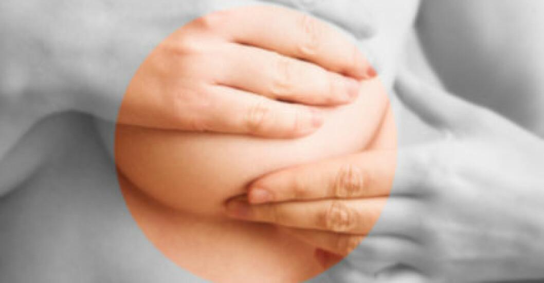 Minska risken att drabbas av bröstcancer genom att hålla en sund vikt - och undvika alkohol och cigaretter.