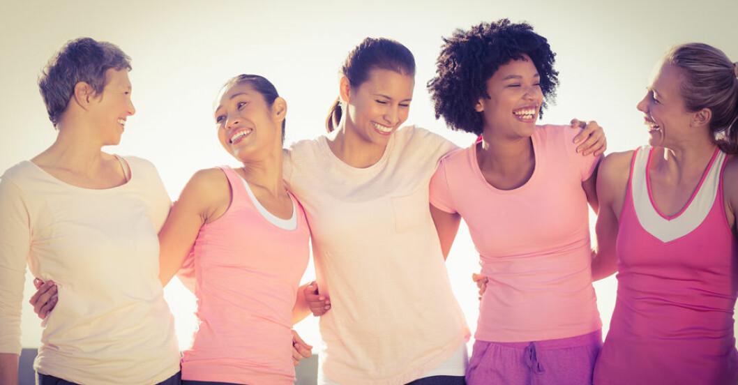 Fler kan överleva bröstcancer – utan cytostatika.