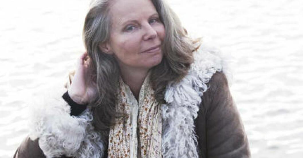 Caroline Giertz fick diagnosen adhd först i vuxen ålder.