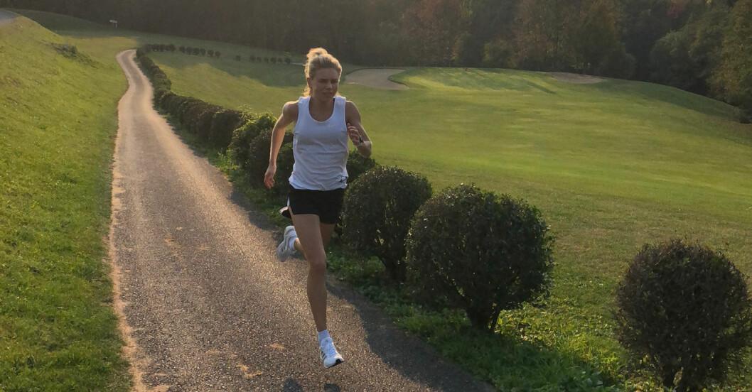 Charlotte Karlsson springer
