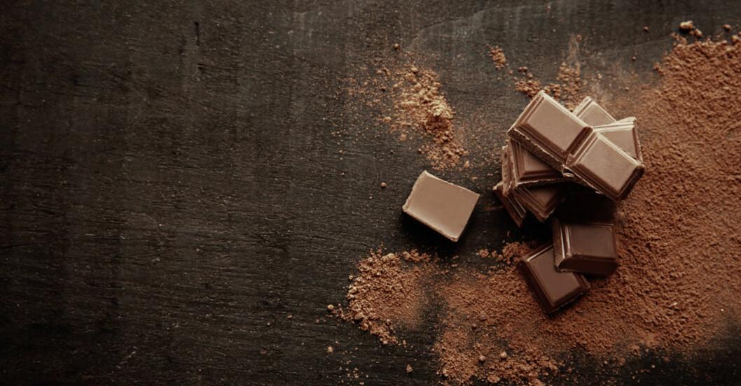 Choklad innebär många hälsofördelar.