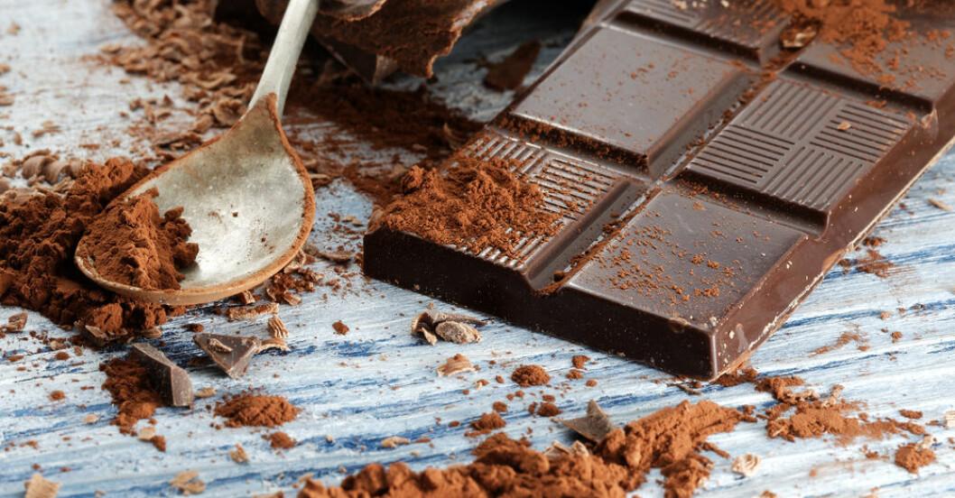 Hur mycket choklad är nyttigt?