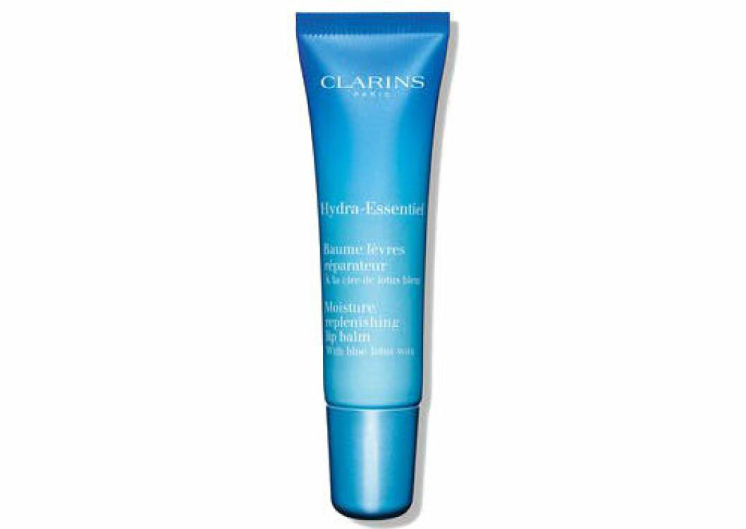 En bild på produkten Clarins – Hydra Essentiel Moisture Replenishing Lip Balm.
