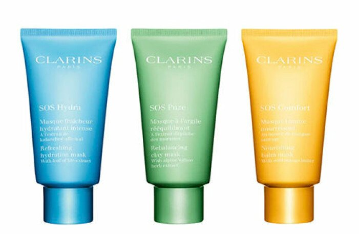 clarisn sos-mask kit
