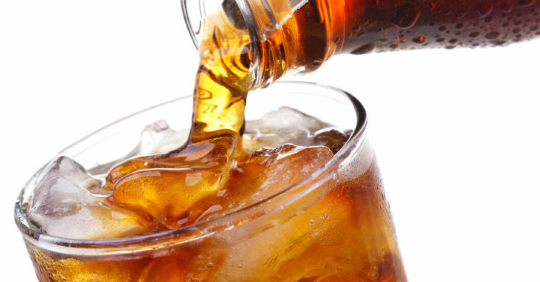 Därför bör du sluta dricka läsk.