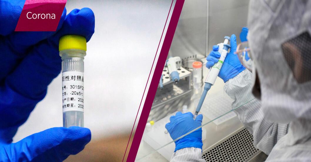 Coronavirus: När finns ett vaccin?
