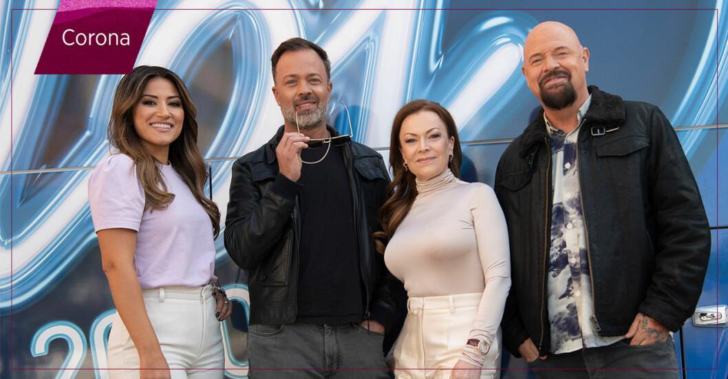 Svenska Idoljuryn 2020