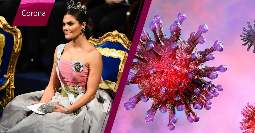 Nobel ställs in pga corona