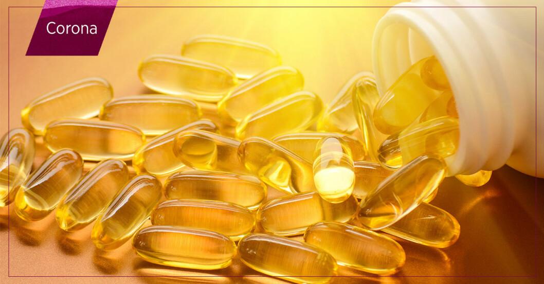 kapslar av d-vitamin