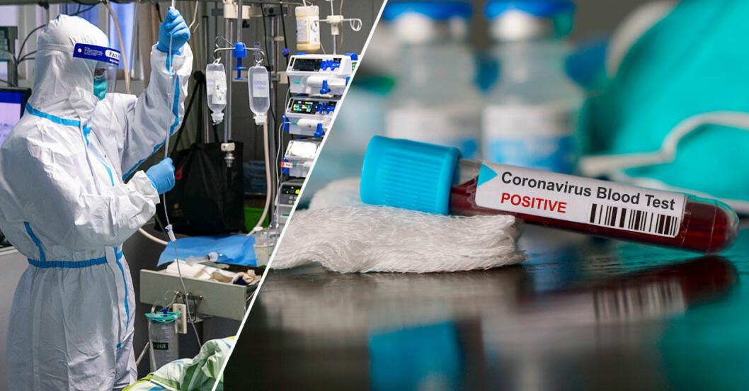Coronaviruset har smittat flera olika länder