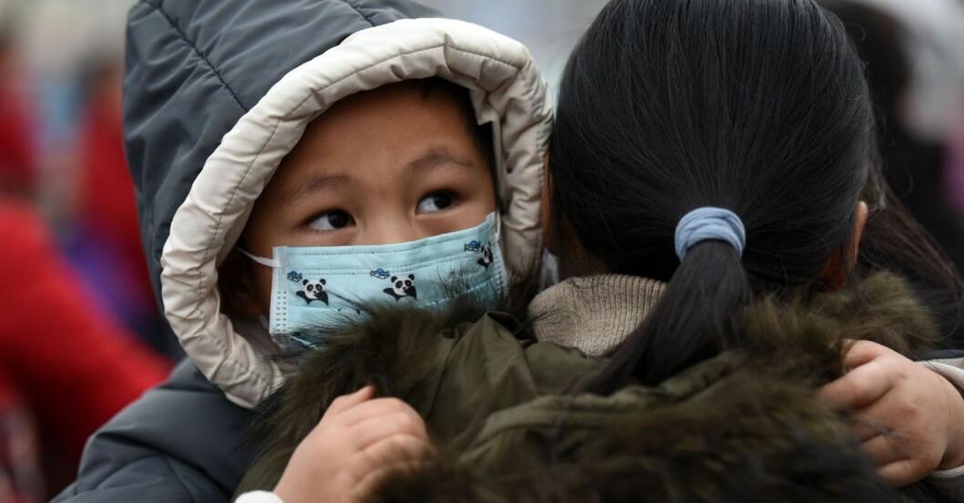 munskydd skyddar inte mot coronaviruset