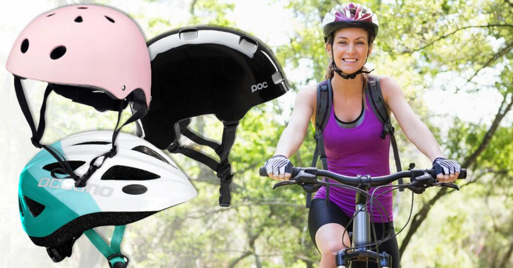 Ute efter ny cykelhjälm? Här är några favoriter i butik just nu!