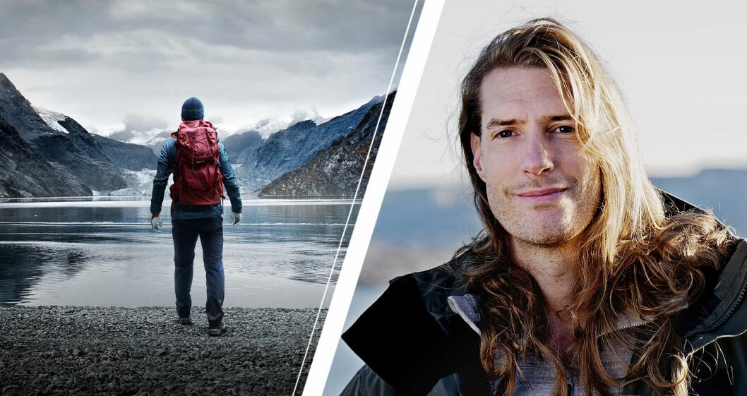 Daniel Blomé, vinnare av Ensam i vildmarken 2021.