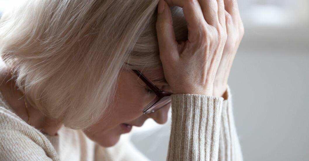 Kvinnor drabbas oftare av demens
