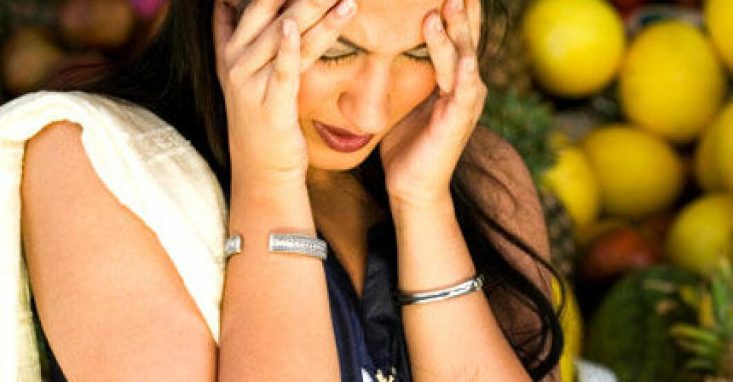 Vissa riskfaktorer för depression kan du själv påverka.