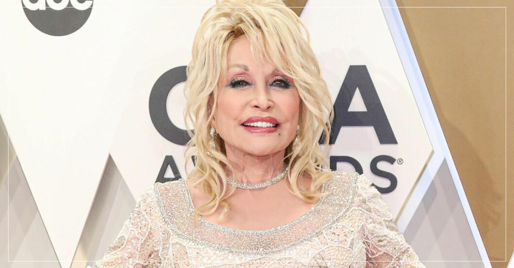 Dolly Parton gav en miljon dollar till forskningen för vaccin mot corona