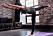 kvinna tränar balans
